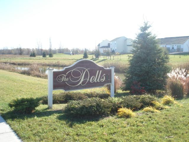 The Dells Logo Sign