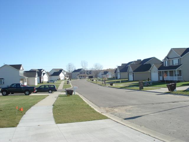 The Dells Neighborhood Shot